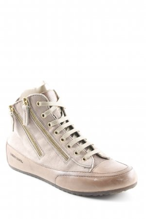 Candice Cooper Absatz Sneaker beige-hellbraun Casual-Look