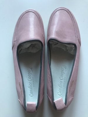 Candice Cooper Mocassins or rose-gris