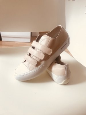 Candice Cooper Wedge Sneaker rose-gold-coloured