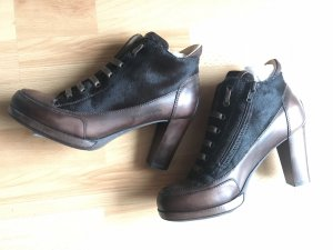 Candice Cooper High Heels Pumps Braun Gr. 37 Neu NP 229€