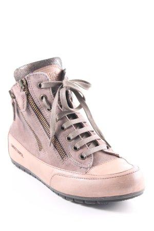 Candice Cooper High Top Sneaker beige Casual-Look
