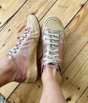 Candice Cooper, Roségold Sneaker ROCK, 37