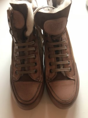 Candice Cooper Sneaker Braun Wildleder Gr.41 Neu NP289€