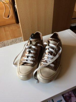 Candice Cooper Sneaker in Bronze