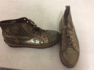 Candice Cooper Sneaker Olive - Lack