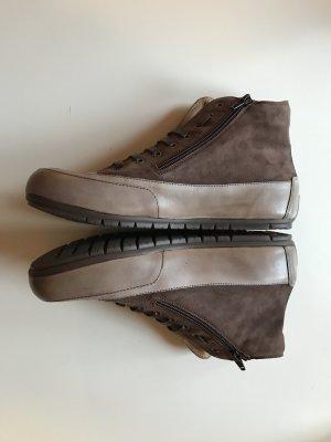 Candice Cooper Sneaker Wildleder Braun/Beige Gr. 40 Neu NP 229€