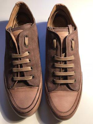 Candice Cooper Sneakers Rock Braun Cognac Gr. 41 Neu NP 200€