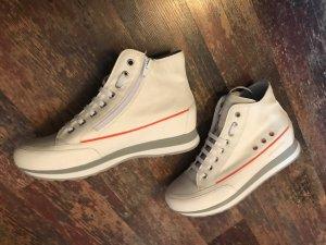Candice Cooper Sneakers Weiß Gr. 38 Neu NP 229€