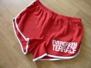 Cant Touch This Evergreen Terrace Shorts rot M/L 40 42