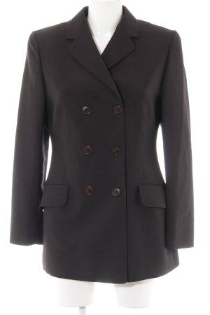 Cantarelli Long Blazer black business style