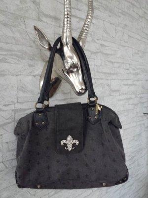 Canvas Leder Tasche von Friis & Company