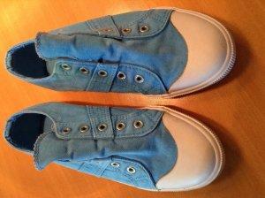 Canvas Sommer Sneaker passend zur Weste ungetragen siehe Produkte