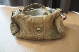 Canvas Tasche im Used Look
