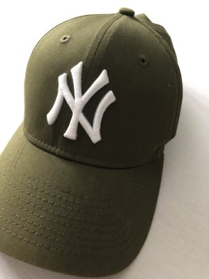 New Era Baseball Cap khaki-green grey