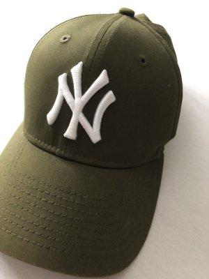 New Era Casquette de baseball kaki-gris vert