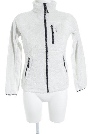 CAP Fleece Jackets natural white fluffy