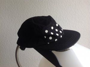 Forever 21 Baseball Cap black-white