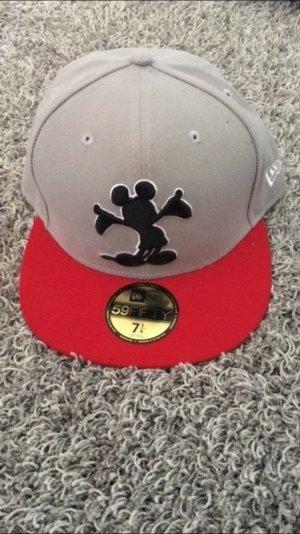 Cap Mickey Mouse Grau