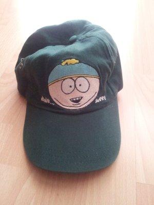 Cap Schirmmütze South Park Cartman dunkelgrün