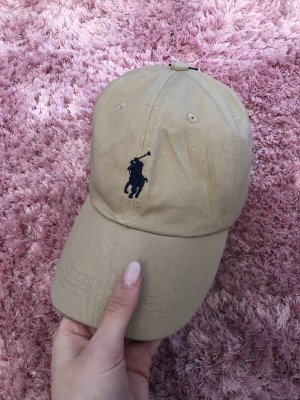Ralph Lauren Baseball Cap cream
