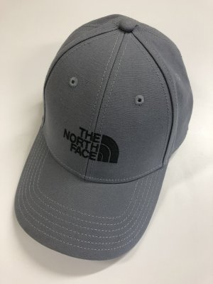"Cap von ""The North Face"" grau - NEU"