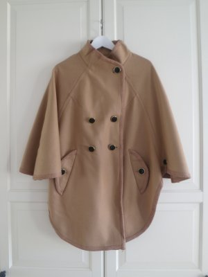 Cape in Beige von Frech Connection in Grösse 38/40 (UK 12)