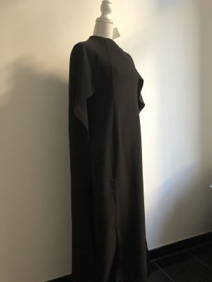 Asos White Evening Dress black