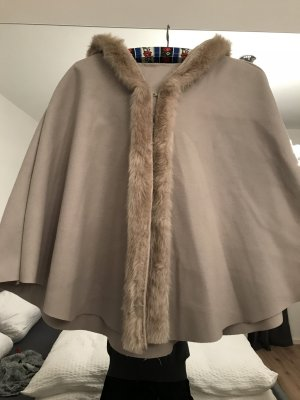 Cape beige Polyester