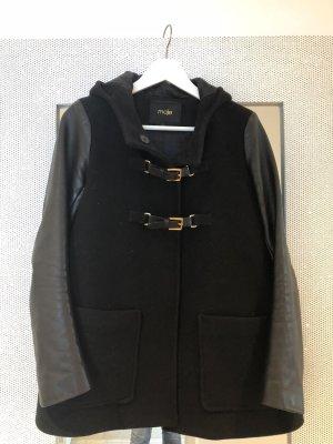 Maje Manteau court noir