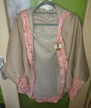 Cape beige-pink