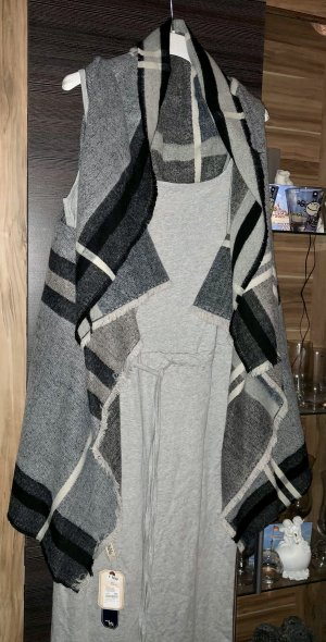 Multiblu Cape grey-black