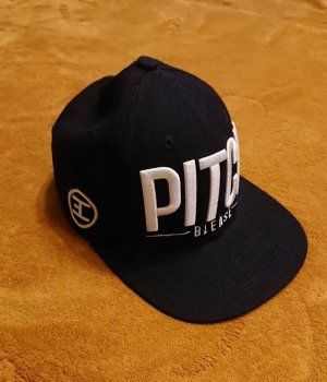 Gorra de béisbol negro-blanco