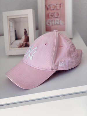New Era Baseball Cap pink-light pink
