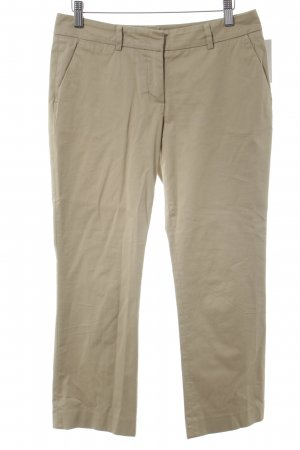 Cappellini Chinohose beige Casual-Look