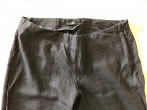 Cappellini Linen Pants black