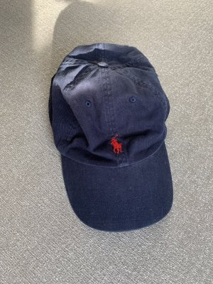 Polo Ralph Lauren Cappello blu scuro