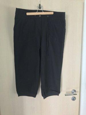 3/4 Length Trousers black