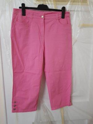 Pantalone Capri rosa