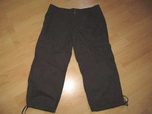 Capris black brown