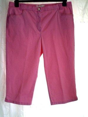 Capri Hose Comfort Slim CS BW Elasthan Rosa