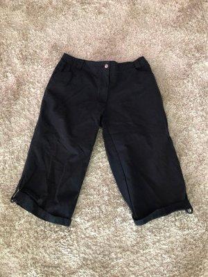 Pantalón capri azul oscuro