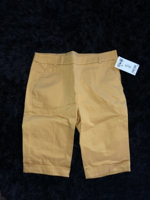 Orsay Capris yellow-gold orange