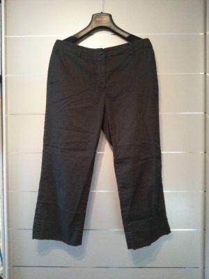 Capri Hose von Calvin Klein, Größe M, schwarz