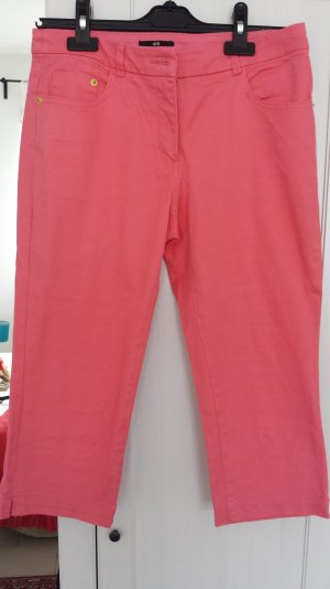 Capri Hose von H&M in Pink