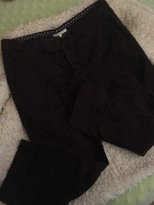 Review Pantalone Capri marrone scuro