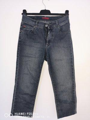 Angels High Waist Trousers slate-gray