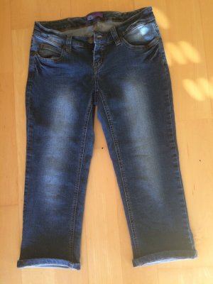AJC 3/4 Length Jeans blue