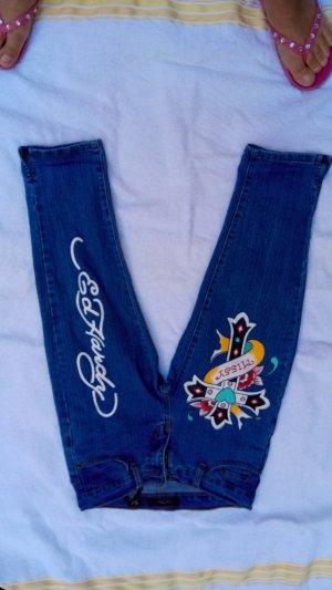 Capri Jeans von Ed Hardy