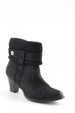 Caprice Booties schwarz Casual-Look