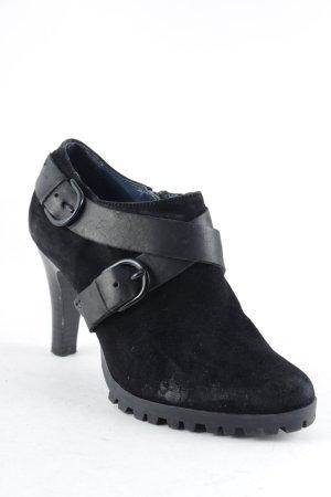 Caprice High Heel Sandaletten schwarz Casual-Look